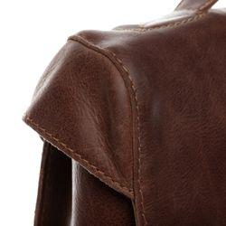SID & VAIN XL Rucksack ETON Natur-Leder braun-cognac Backpack Tagesrucksack Kurierrucksack Fahrradrucksack Rucksack 7