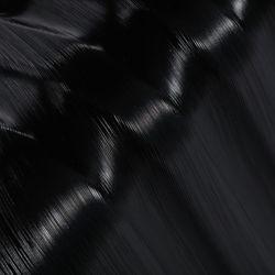 FERGÉ 3er Kofferset Marseille ABS Dure-Flex Schwarze Metal Optik 3er Hartschalenkoffer Roll-Koffer 4 Rollen Kofferset Hartschale 3-teilig 9