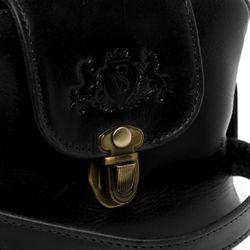 SID & VAIN Kulturtasche BRISTOL Premium Smooth schwarz Kulturbeutel Kulturtasche 4