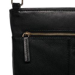 BACCINI Umhängetasche ELI Handtasche mit Schultergurt S Nappa-Leder Umhängetasche Messenger Schultertasche 5