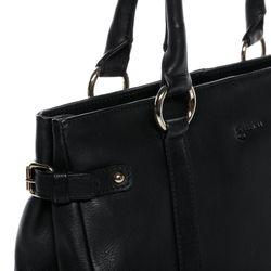BACCINI Handtasche mit langen Henkeln NOEMI Schultertasche M Nappa-Leder Reise-Henkeltasche 3