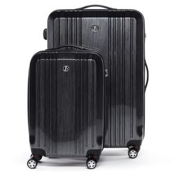 luggage set 2 pcs Hard-case (Carry-On & XL) CANNES Polycarbonate