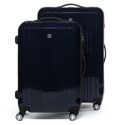 luggage set of 2 piece large and XL CANNES Polycarbonate