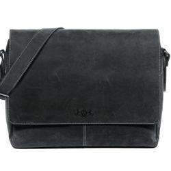 SID & VAIN messenger - XL - M-117-XL - SPENCER black brasil
