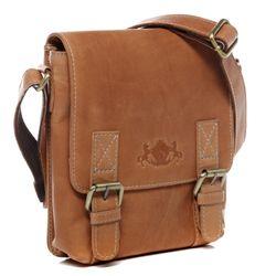 messenger bag KERBY Natural Leather 2