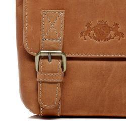 messenger bag KERBY Natural Leather 3