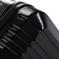 FERGÉ Handgepäck-Koffer CANNES Bordgepäck-Koffer leicht carry-on ABS Dure-Flex Koffer Leicht Reisekoffer Kabinentrolley 4 Zwillingsrollen (360°) 3
