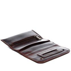 SID & VAIN Blague à tabac cuir marron pochette à tabac poche de tabac 5