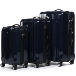 luggage set 3 piece CANNES Polycarbonate 2