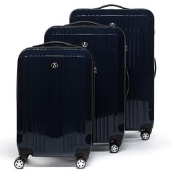 luggage set 3 piece CANNES Polycarbonate