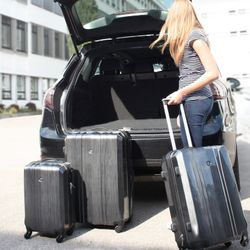 carry-on trolley Dijon Polycarbonate 4