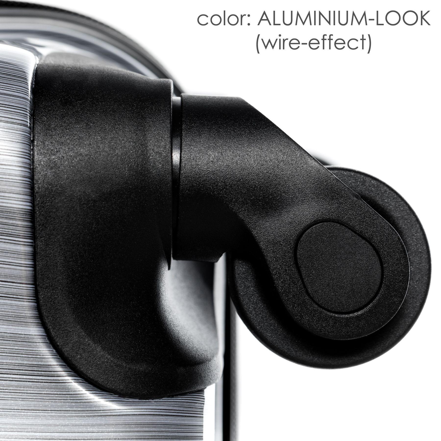 ferg kofferset 3 teilig hartschale dijon graphite. Black Bedroom Furniture Sets. Home Design Ideas