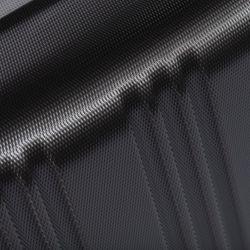 FERGÉ 3er Kofferset QUÉBEC ABS Dure-Flex anthrazit 3er Hartschalenkoffer Roll-Koffer 4 Rollen Kofferset Hartschale 3-teilig 6