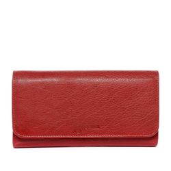 Portemonnaie envelope GIANNINA Crunchy Leather