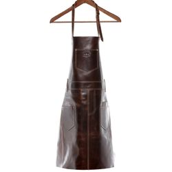 leather apron DEAN Natural Leather