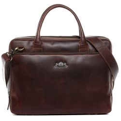 laptop bag RYAN Natural Leather