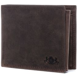 billfold wallet JACK Buffalo Leather