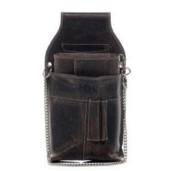 Waitress Wallet & holder LOU Buffalo Leather