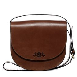 shoulder bag & cross-body bag TRISH Saddle Leather