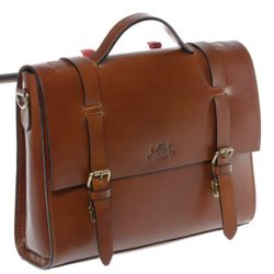 briefcase bike BOSTON-BIKE Saddle Leather