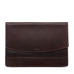 classic folio case TODD Natural Leather