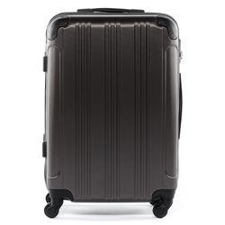 FERGÉ Koffer ABS Handbagage grijs Handbagage QUÉBEC
