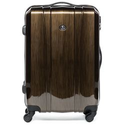 XL large hard-case luggage Dijon Polycarbonate