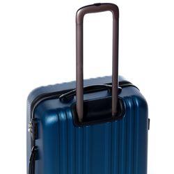 FERGÉ Handgepäck 55 cm erweiterbar Hartschale royal-blau Reisekoffer Kabinentrolley 4 Zwillingsrollen 360° Handgepäck-Koffer Hartschale 55 cm 4