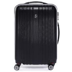 FERGÉ Mittelgroßer Koffer TOULOUSE Trolley-Koffer Hartschale leicht M ABS Dure-Flex Koffer Leicht Hartschalenkoffer M 4 Rollen (360°)