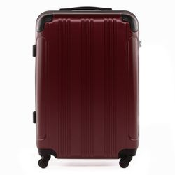 XL large hard-case luggage QUÉBEC ABS