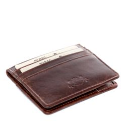 Cardholder EARNEST Natural Leather