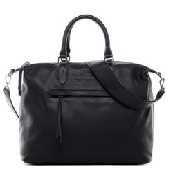top-handle tote bag PAULINE Nappa Leather