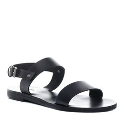 ankle strap sandal AVA Nappa Leather