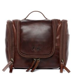 Wash bag DEXTER Natural Leather