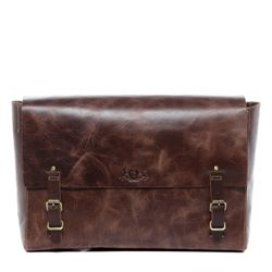 Messenger bag DUNCAN Distressed Leather