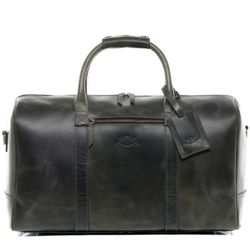 Travel bag holdall  CHAD Buffalo Leather