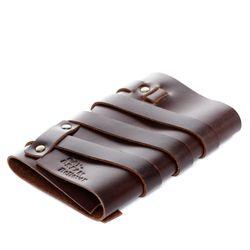 SID & VAIN calepin cuir marron journal livre en cuir