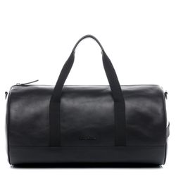 Travel bag holdall  FINLAY Smooth Leather