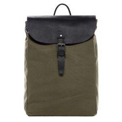 FEYNSINN Backpack Leer Rugzak groen
