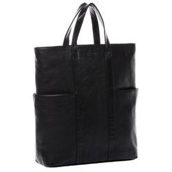 BACCINI Shopper & Rucksack LIANE-DUO Premium Smooth schwarz Shopper Laptoptasche & Rucksack 3