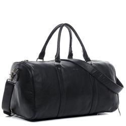 BACCINI Sporttasche FLORIAN EasyCare Nappa schwarz Reisetasche Sporttasche mit separatem Schuh-Fach Hemden 2