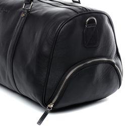 BACCINI Sporttasche FLORIAN EasyCare Nappa schwarz Reisetasche Sporttasche mit separatem Schuh-Fach Hemden 3
