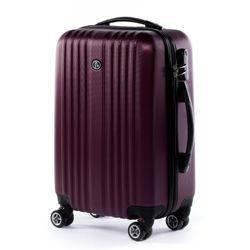 FERGÉ Handgepäck-Koffer TOULOUSE Bordgepäck-Koffer leicht carry-on ABS Dure-Flex Koffer Leicht Reisekoffer Kabinentrolley 4 Zwillingsrollen (360°) 2