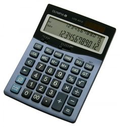 OLYMPIA LCD 4312 Calculatrice