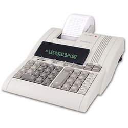 OLYMPIA Desktop Calculator, Model CPD 3212 T