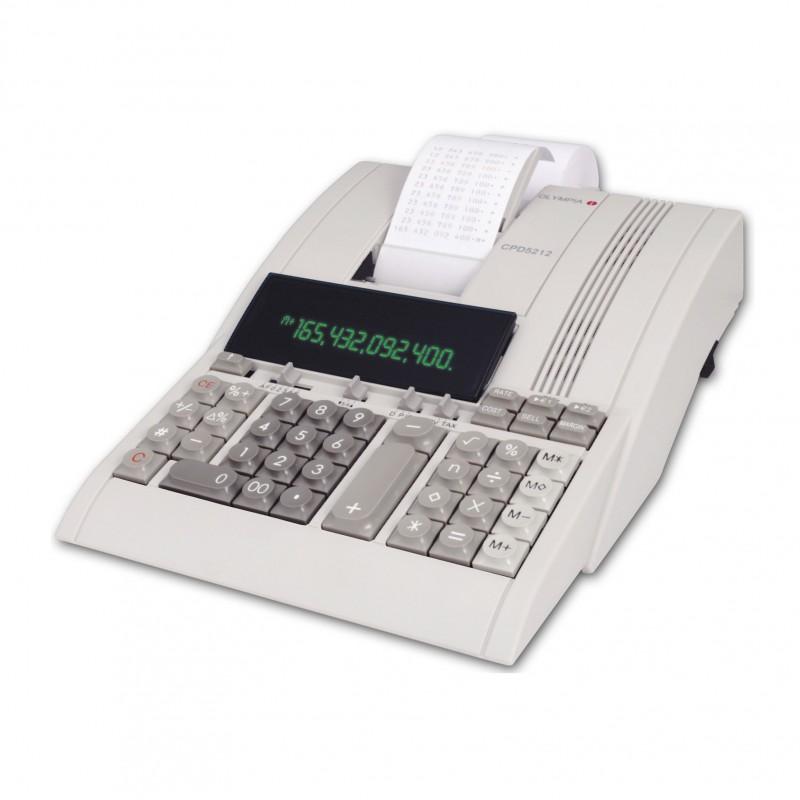 OLYMPIA CPD 5212 Calculatrice de bureau professionel