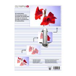 OLYMPIA Laminierfolie, DIN A3, 125 Mikron, 50 Stück