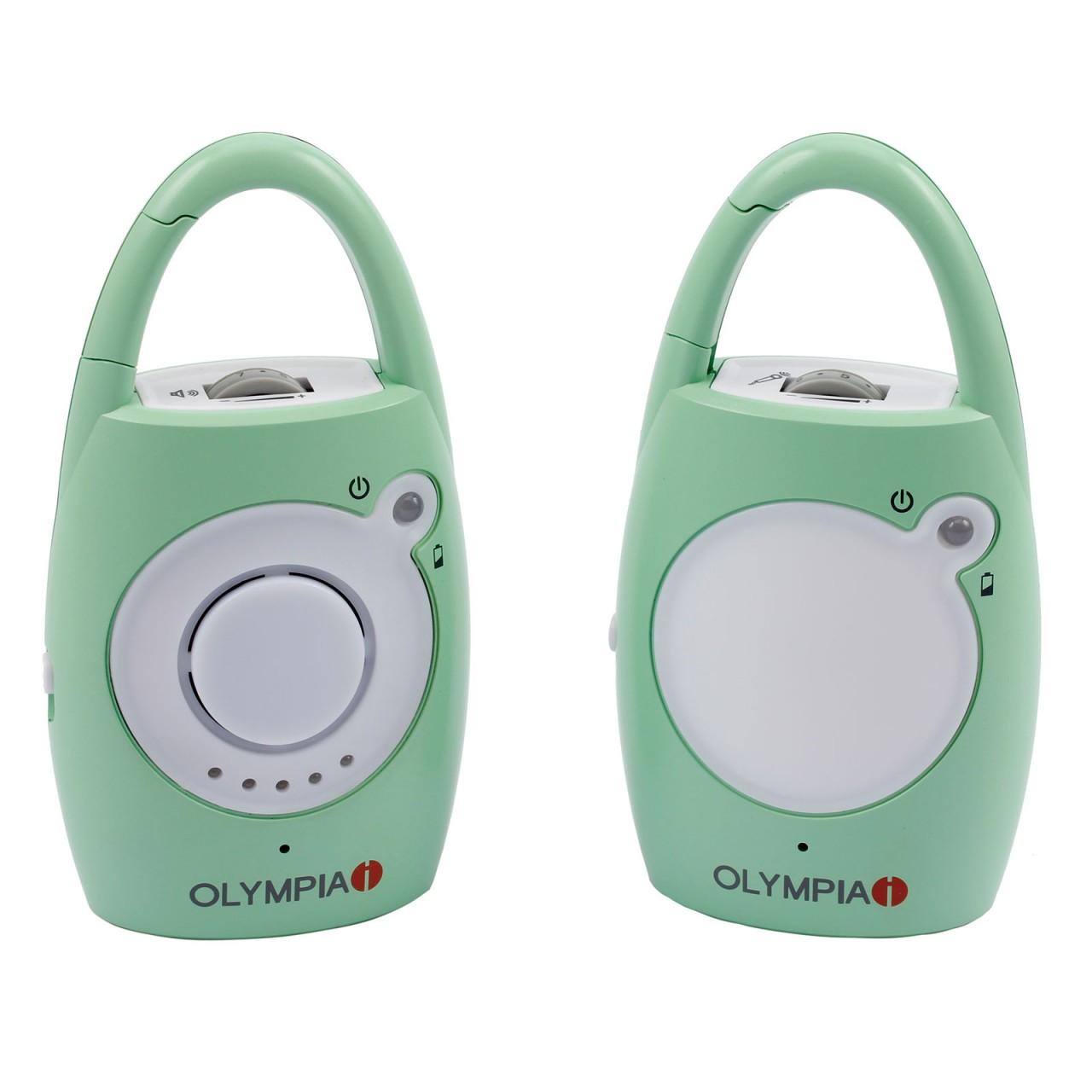 OLYMPIA Canny Funk-Babyüberwachungsgerät Babyphone, bis 200 m
