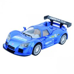 CARTRONIC R/C Car Apollo Gumpert Blau 1:24