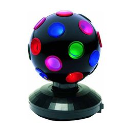H+H MLB 16 LED Partylicht Magic Ball